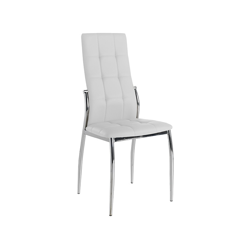 Pack 4 sillas en polipiel color a elegir