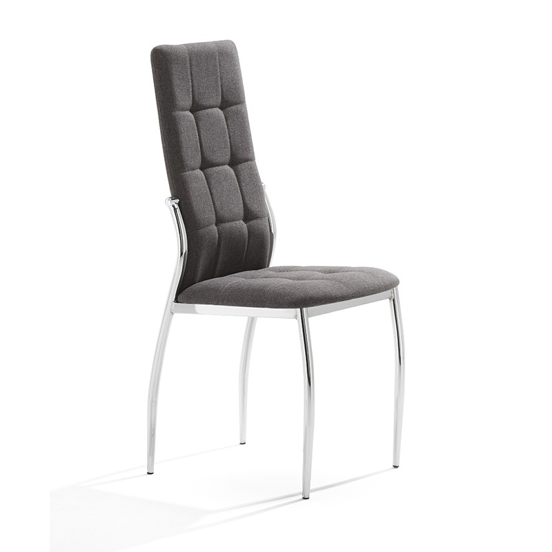 Pack 4 sillas en tela color a elegir