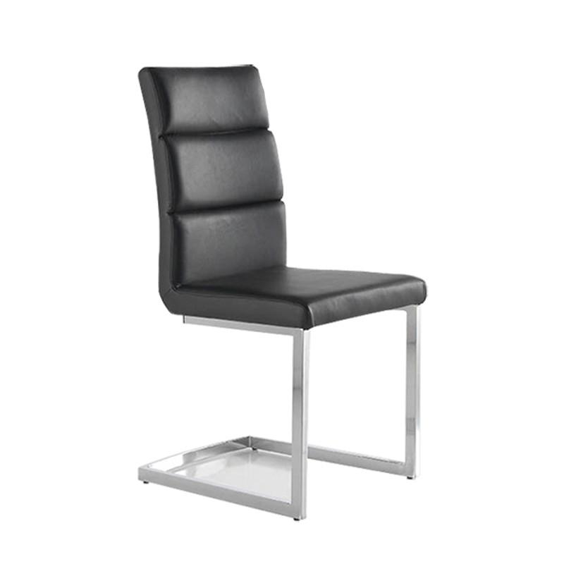 Pack 4 sillas polipiel color a elegir