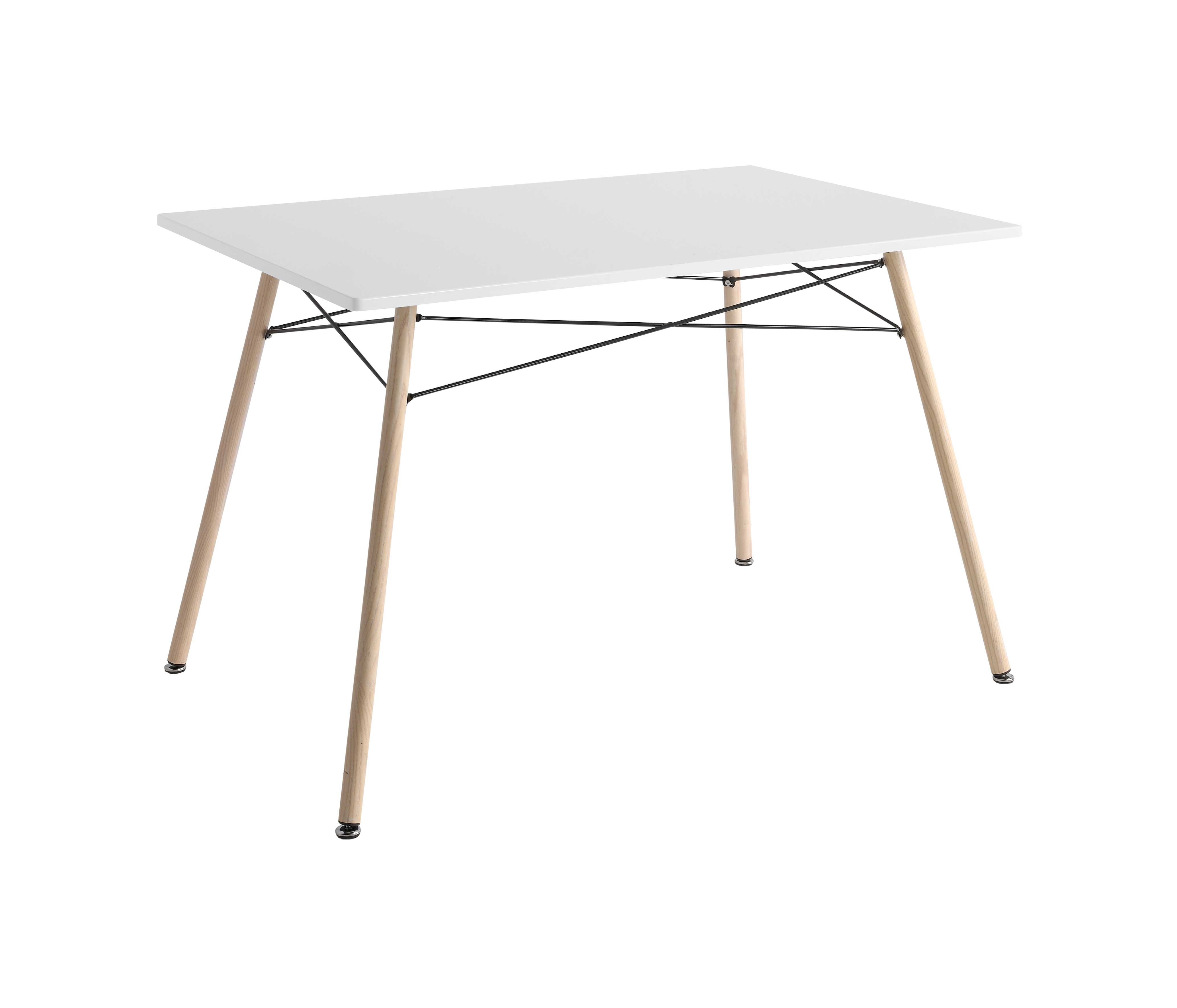 Mesa de diseño color blanco mod. Ana